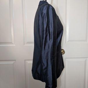 b6b481b993 Kookai Jackets   Coats - Kookai 100% silk 3-button blazer size 12 (